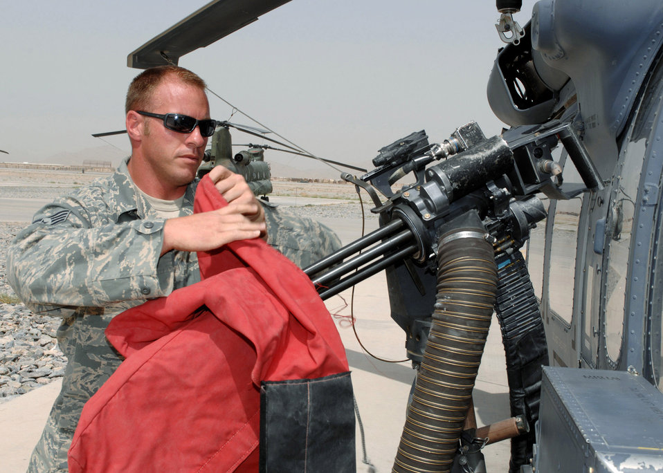 Air Force Reserve rescuers change role, still save lives in Afghanistan