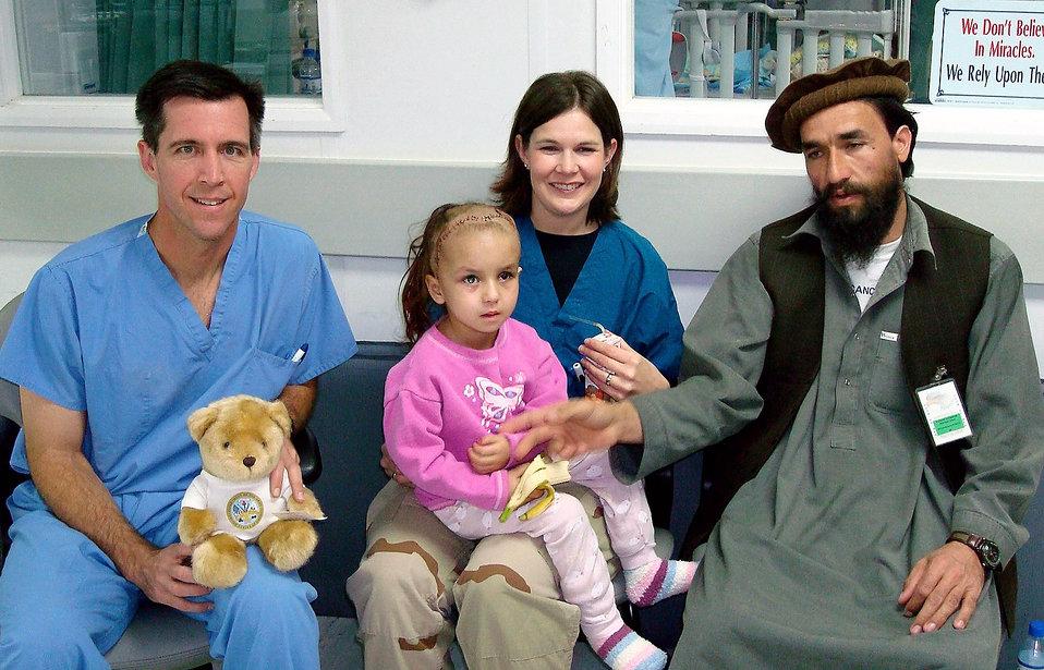 Lackland doctor leaves Afghan legacy