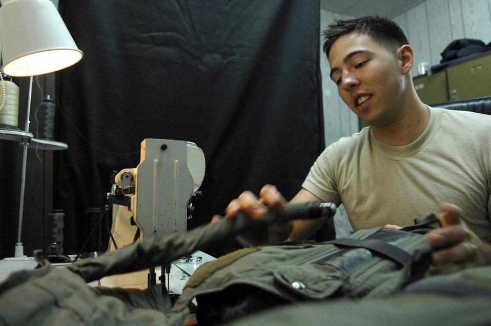 Airmen work to keep pilots safe