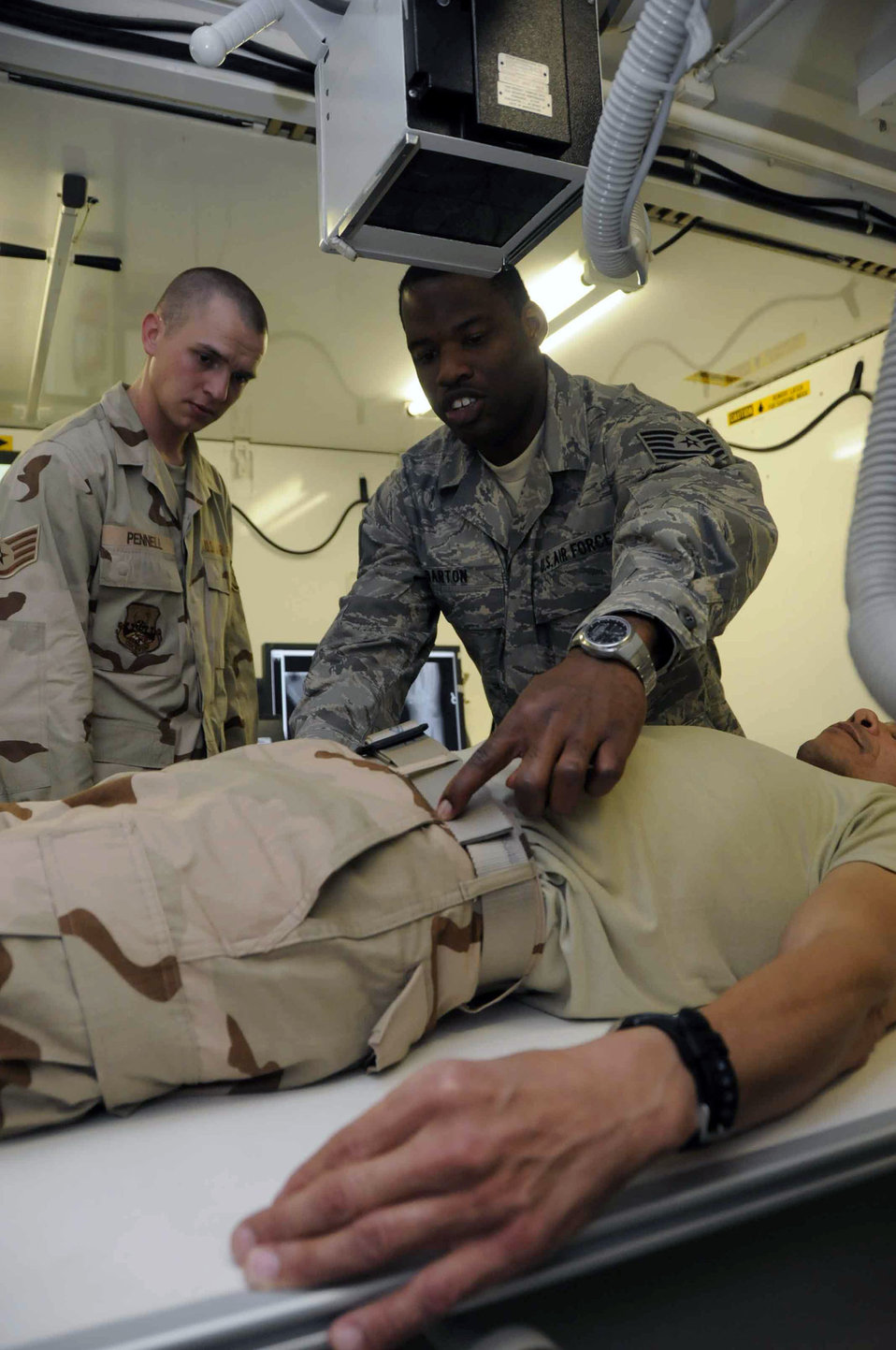 Program helps deployed Airmen with career decisions