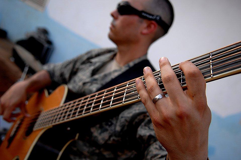 U.S. Air Force Band Concert, Djibouti
