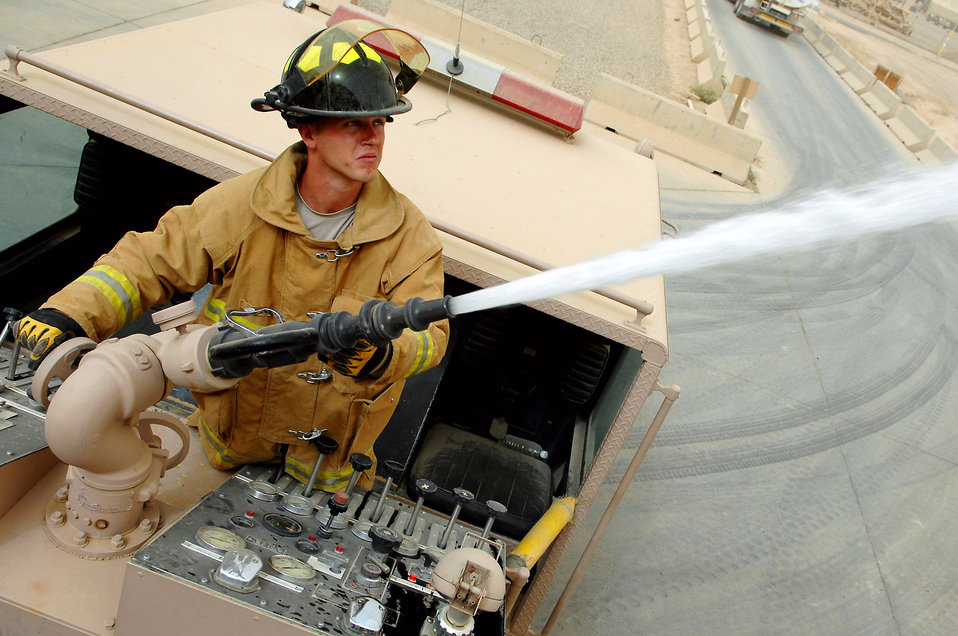 Firefighting is a joint venture