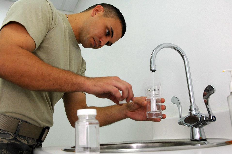 Team effort keeps Balad water supply safe