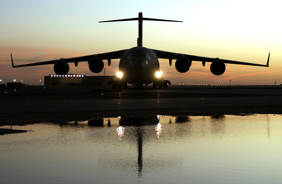 March 4 airpower summary: C-17s help sustain operations