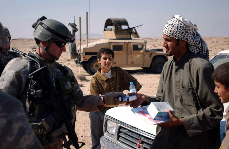 Airmen help shape tomorrow's Iraq