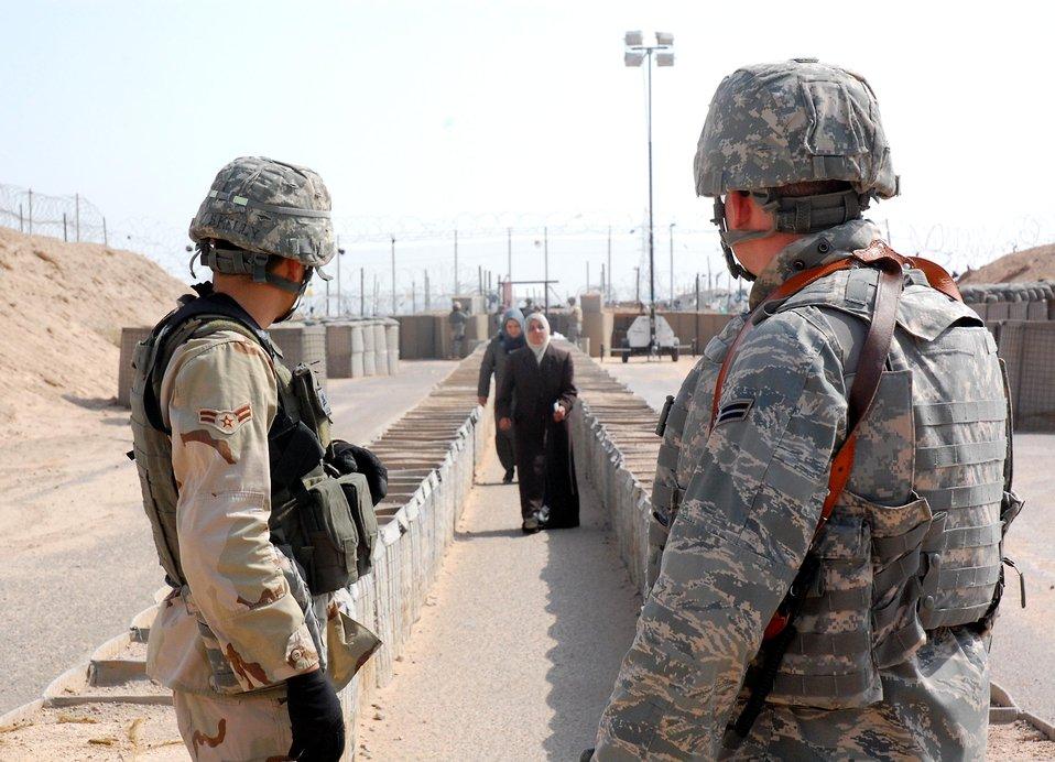 Airmen perform unique missions in Iraq