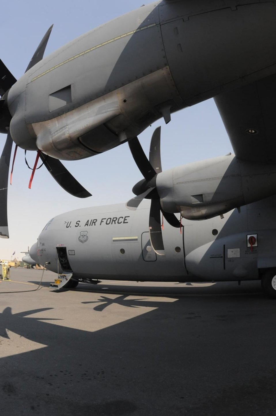 C-130J deploys to Southwest Asia