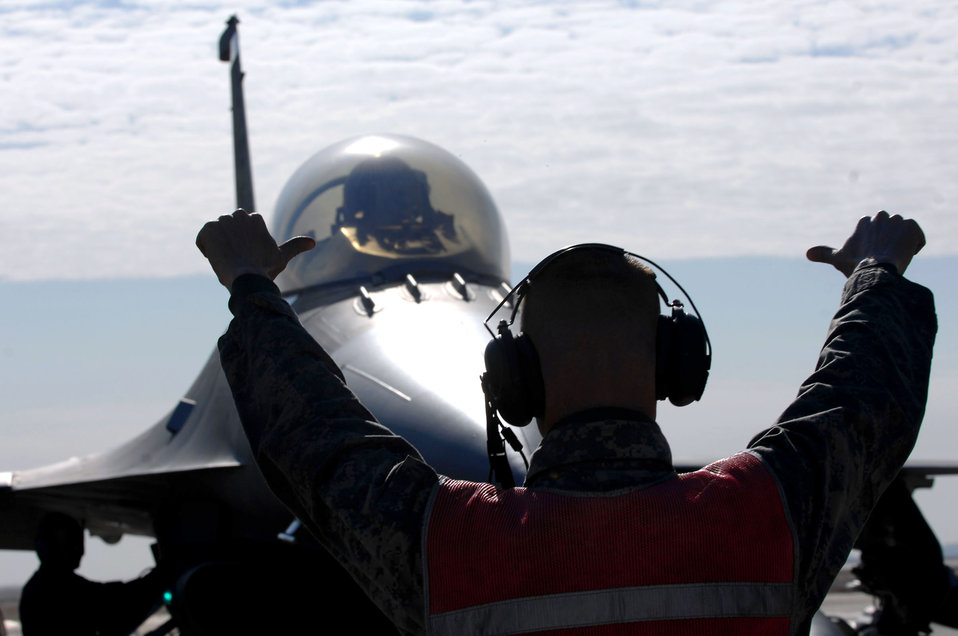 Feb. 5 airpower summary: F-16s support coalition forces in Iraq