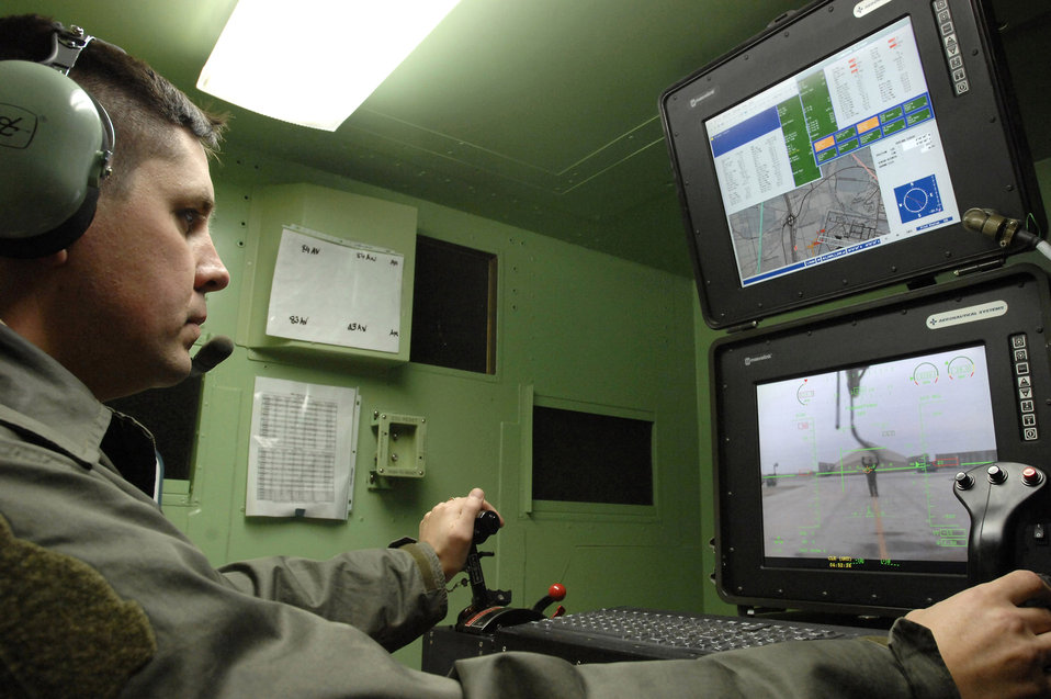 Predators keep vigilant eye on Iraq