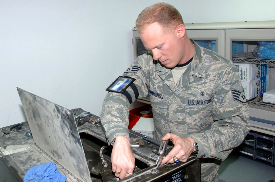 Biomedical maintainers ensure combat medical success