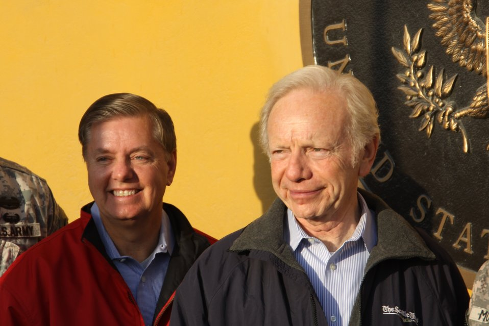 Senators Graham and Lieberman