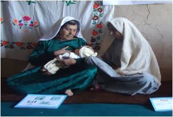 Saving Newborns in Rural Afghanistan