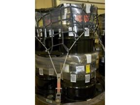 WIPP 100-gallon drums