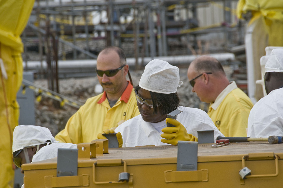 Savannah River Site Enters Final Recovery Act Year with Many Accomplishments