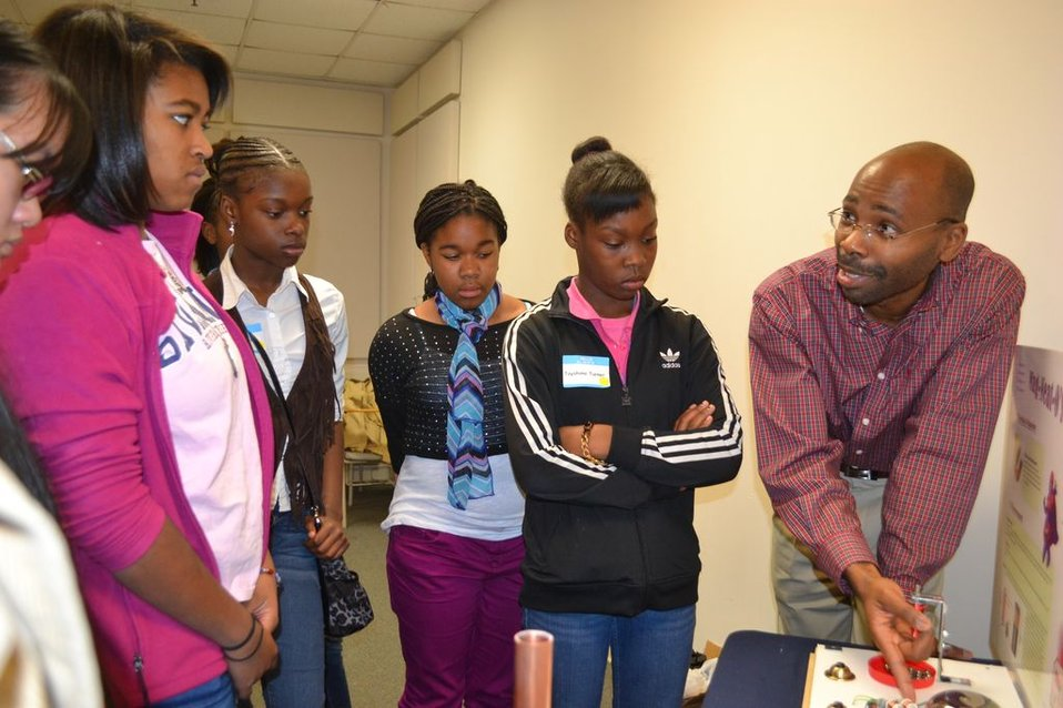 Spelman Girls Institute Nov 2012