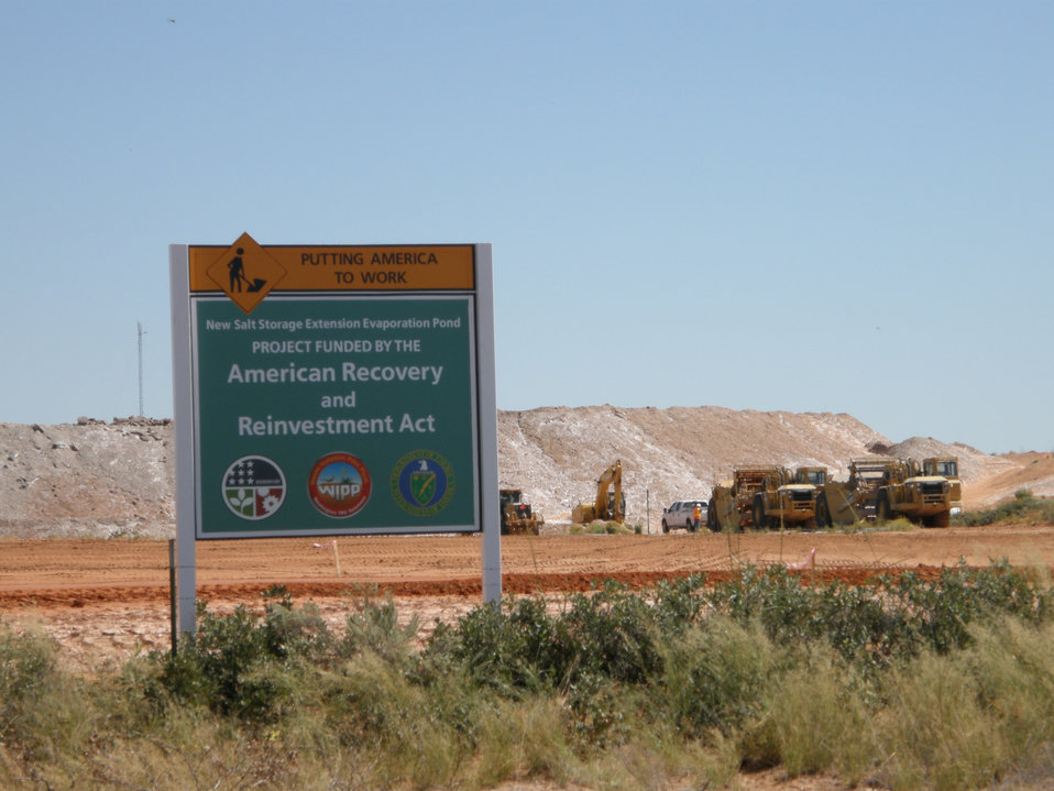 Recovery Act Accelerates Transuranic Waste Disposal Across DOE Complex