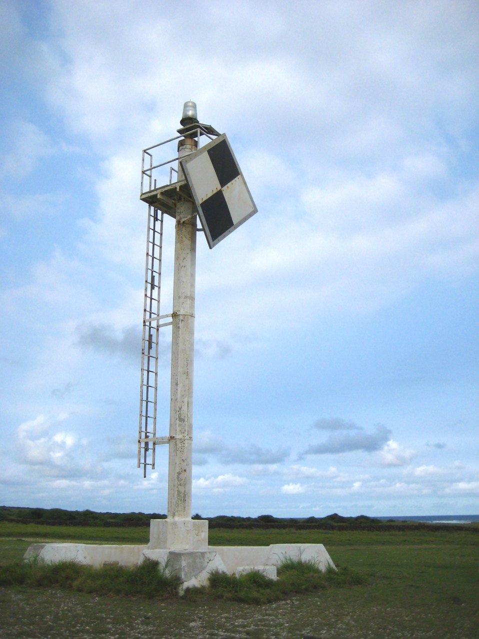 A navigational beacon