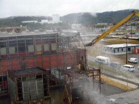 K-25 demolition