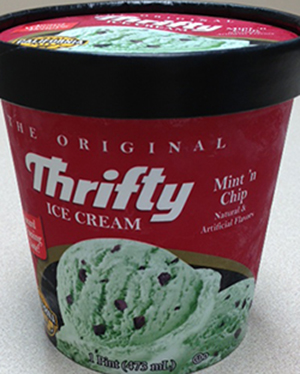 RECALLED – Ice Cream