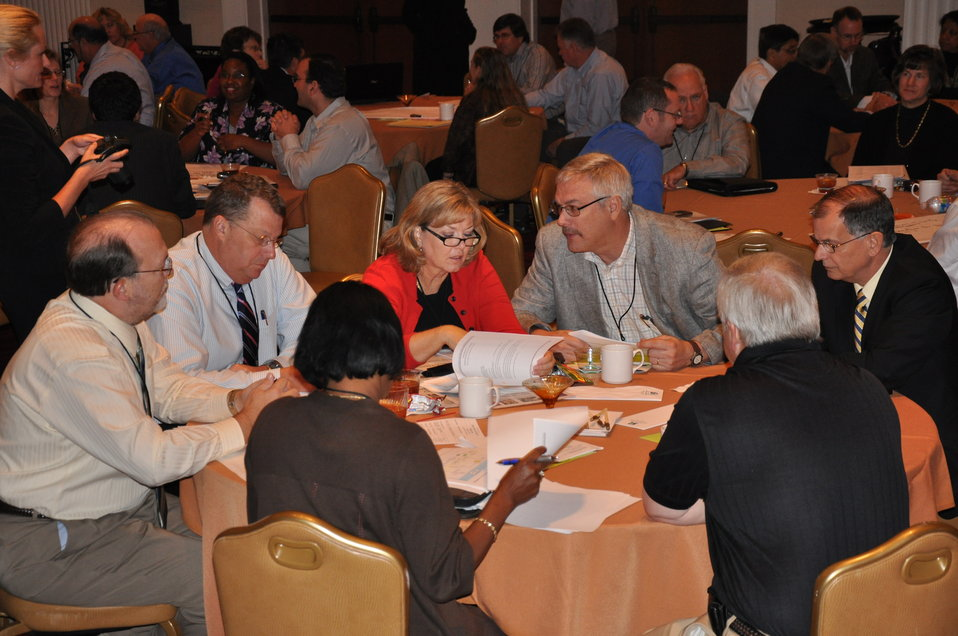 Information Exchange Breakout Session