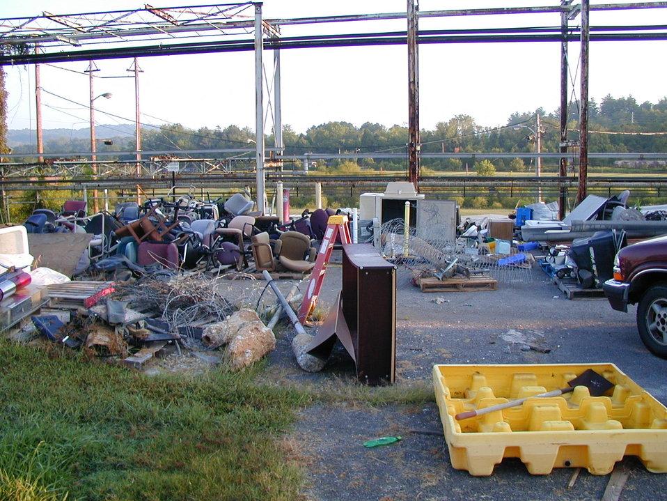 'Project Wipeout' Helps Clean Up Oak Ridge