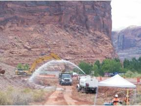 Moab site