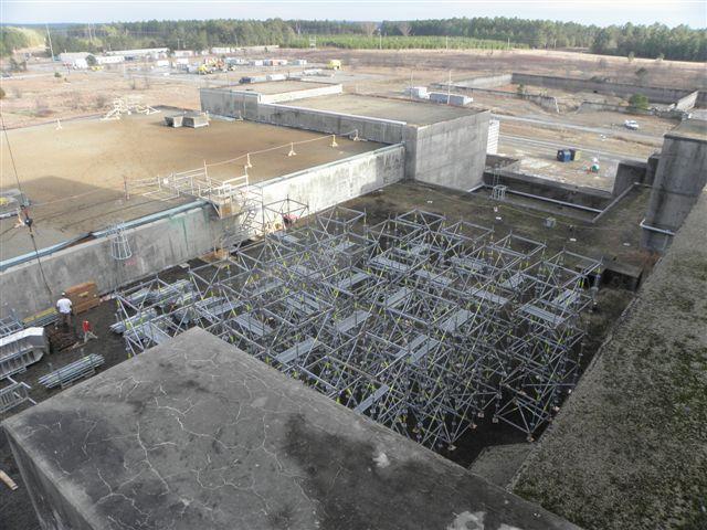 P Reactor decommissioning