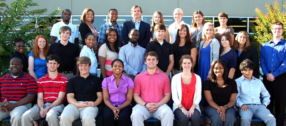 Savannah River Remediation Summer Intern Program Kicks Off