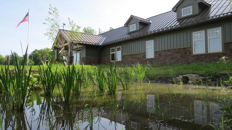 Port Louisa National Wildlife Refuge Headquarters and Visitor Center