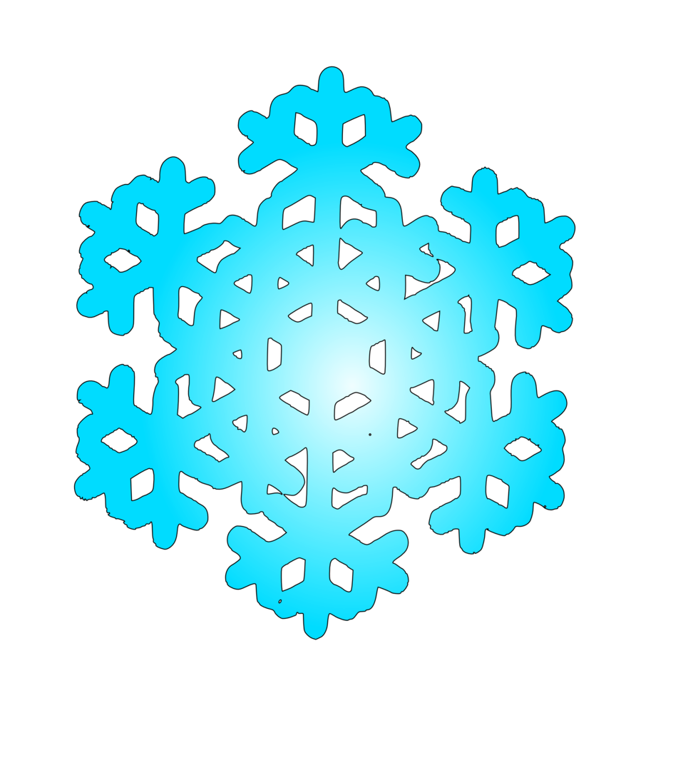 snow flake 7
