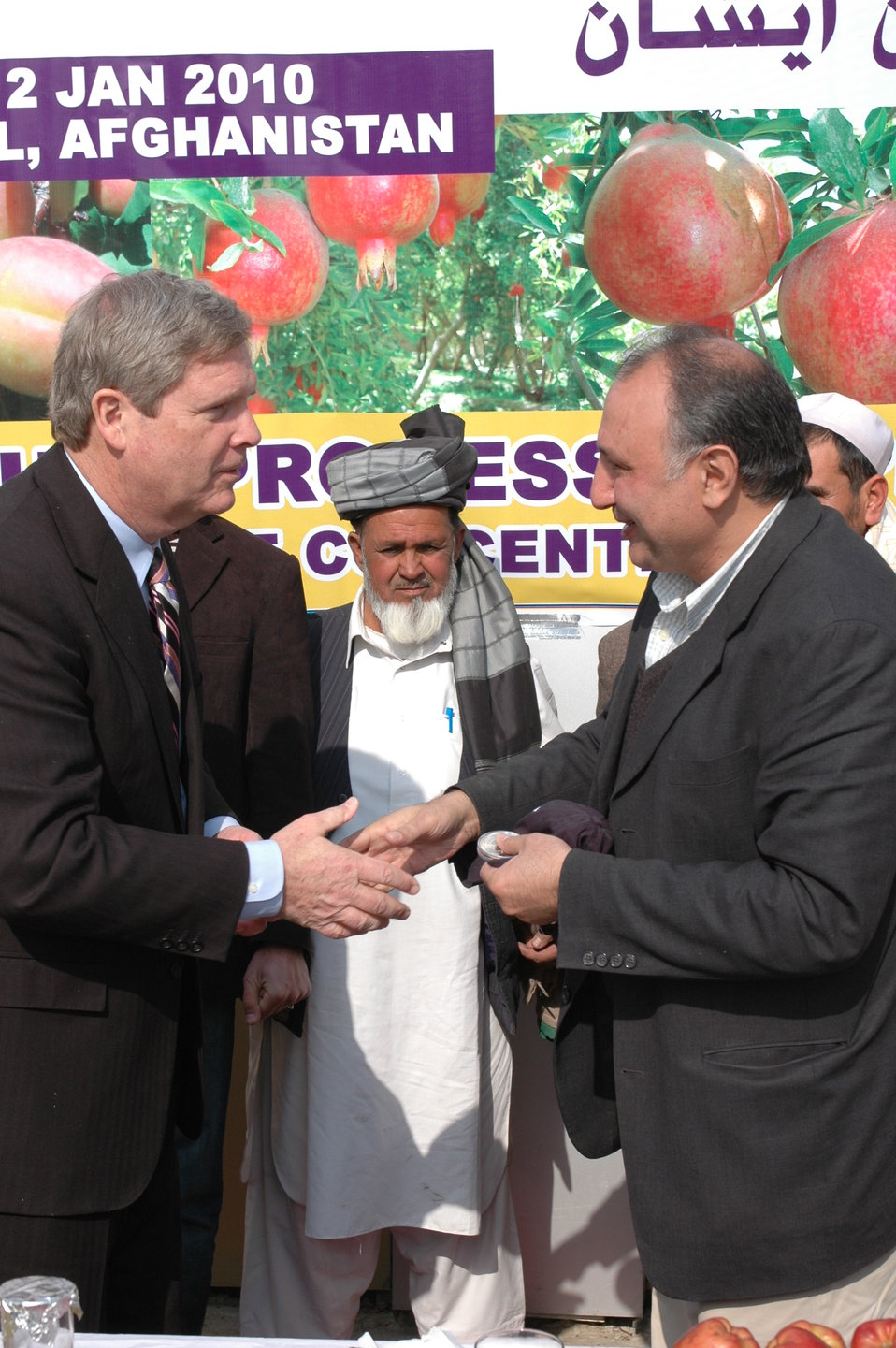Secretary of Agriculture Vilsack