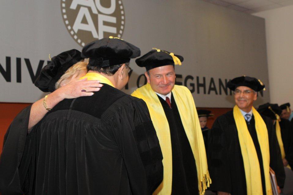 100526 AUAF Graduation 121