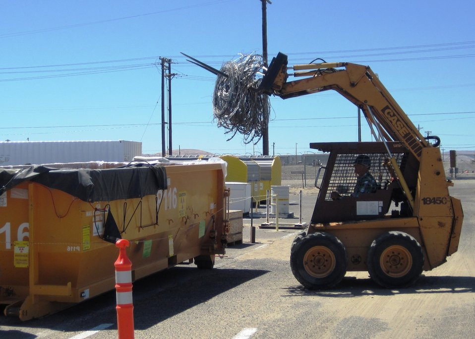 Richland - Plutonium Finish Plant Cleanup