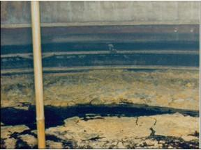 Hanford tank cleanup activities