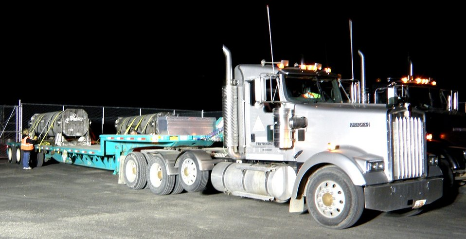 Idaho Recovery Act Workers Complete Last of Nine Transuranic Waste Transfers