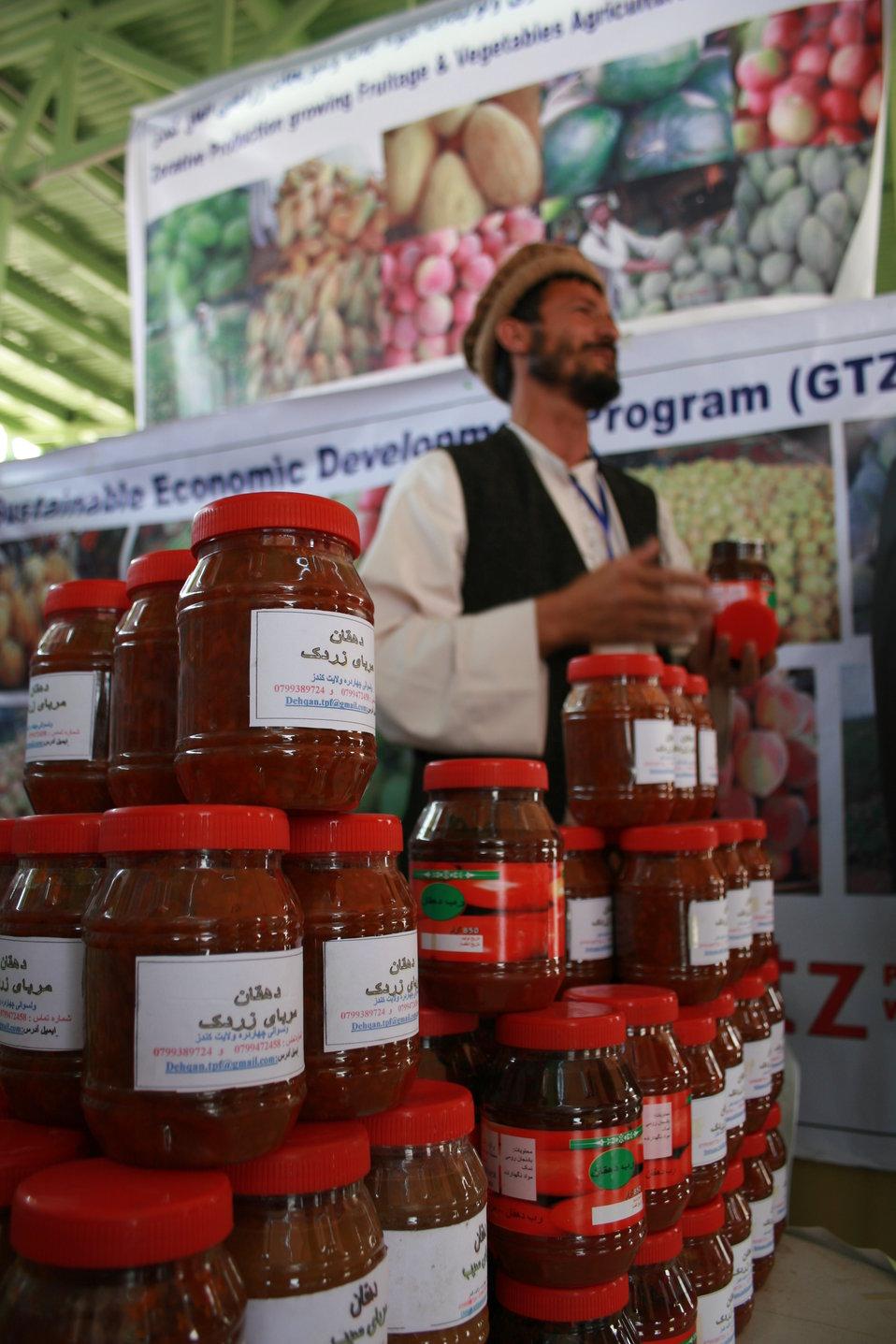 AgFair Tomato Paste May 20, 09