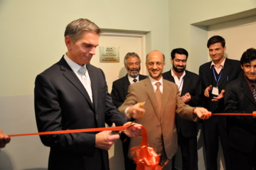 Kabul University Opens Newly Re-established Herbarium to help protect Afghanistan's Botanical Heritage