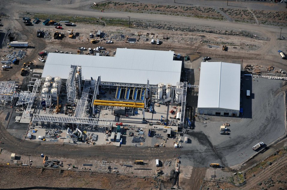 Hanford Treats Record Amount of Groundwater