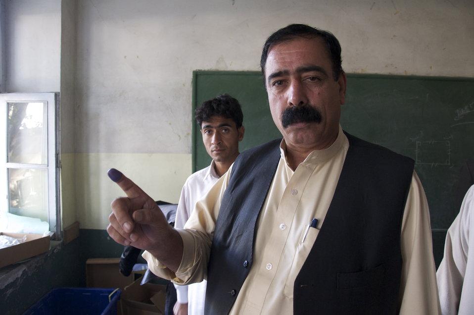 Kabul Voter