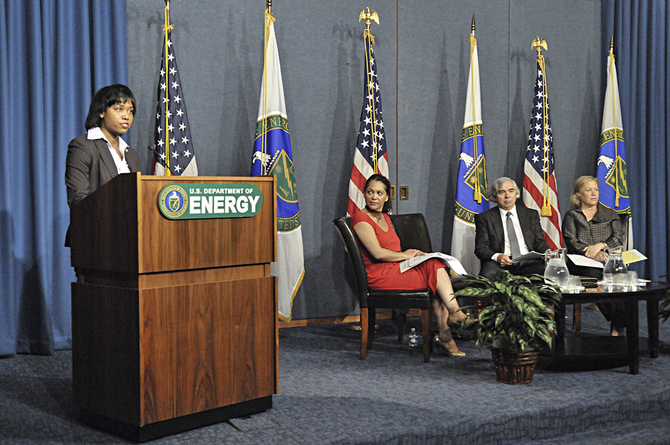 Launching the Minorities in Energy Initiative