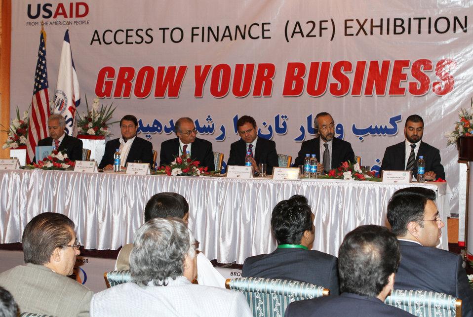 A2F Exhibition