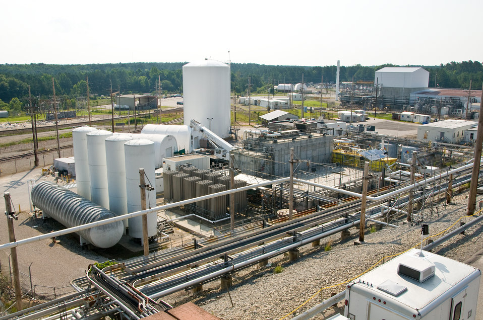 Salt Processing Reaches First of Two 2012 Contract Milestones