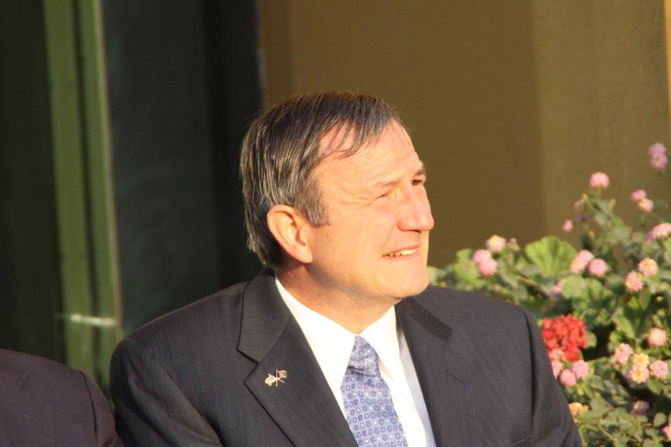 Ambassador Karl W. Eikenberry