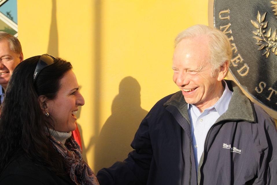 Senator Lieberman