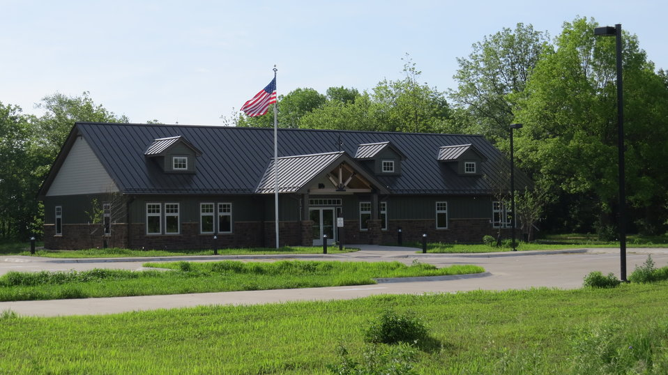 Port Louisa National Wildlife Refuge Headquarters and Visitor Center