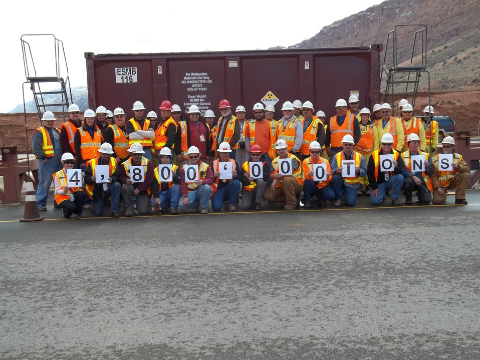 Moab Milestone