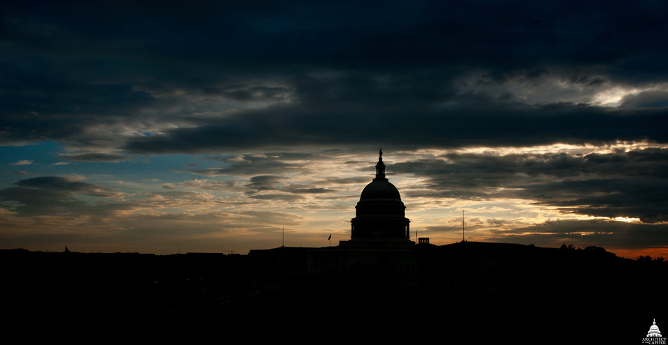 Capitol Dawn May 28, 2014