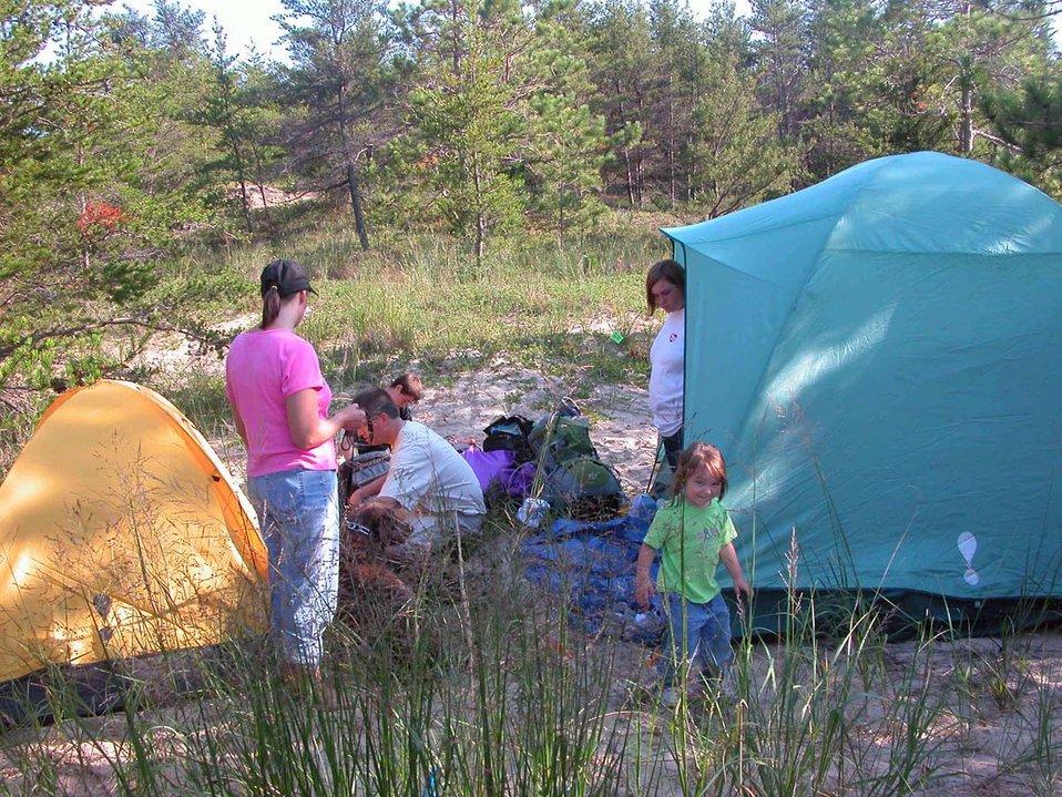 GO Day family camping