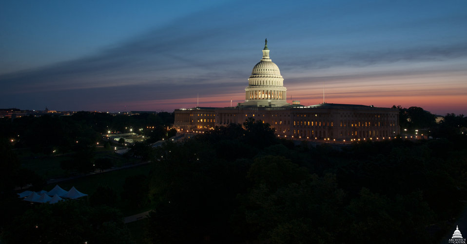 Capitol at Dawn May 20, 2014