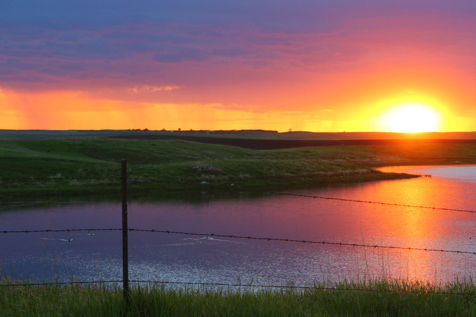 Hochhalter Sunset